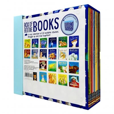 My Big Box of Bedtime Stories Collection 20 Books Box Set by Various