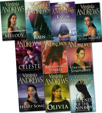 Virginia Andrews Collection 10 Books Set by Virgina Andrews