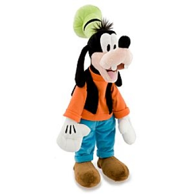 Disney Goofy Soft 8 inch plush toy - Mickey Mouse club House by