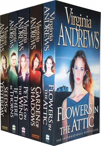 Virginia Andrews Flowers In The Attic True Story
