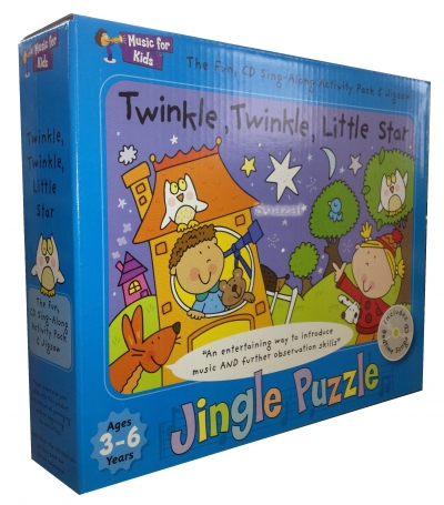 Twinkle Twinkle Little Star Activity Collection Box Set By