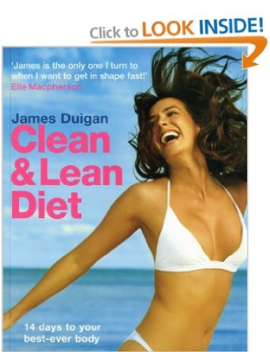 Clean and Lean Diet - 14 Days to Your Best-ever Body by Elle Macpherson