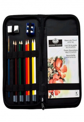 Watercolour Pencil Set by Royal and Langnickel by