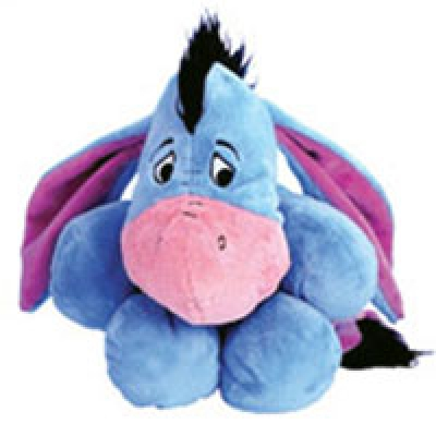 Winnie The Pooh Character Eeyore Branded Soft Toy by