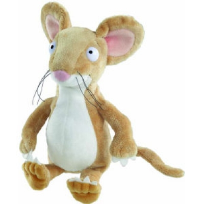 Gruffalo Mouse 7 inch Branded Soft Toys by