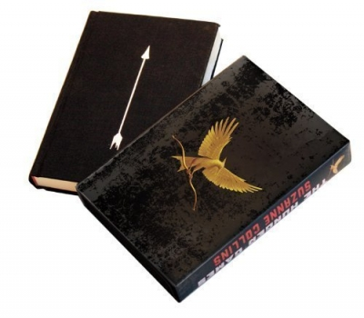 The Hunger Games collector's edition by Suzanne Collins 1st edition by Suzanne Collins