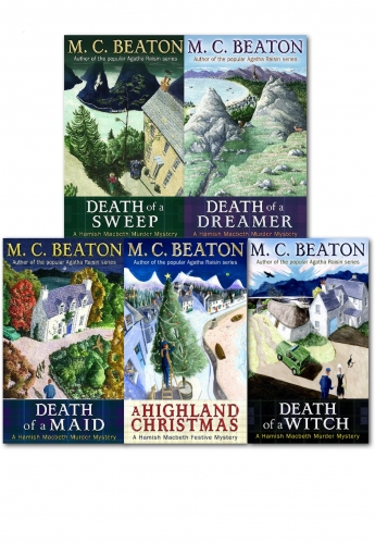 death of a witch beaton m c