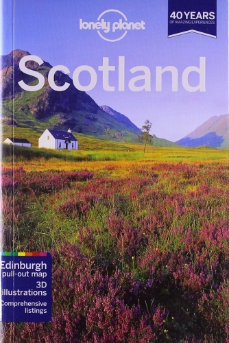 Lonely Planet Scotland Travel Guide by Lonely Planet