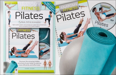 Pilates on the Ball: A Comprehensive Book and DVD Workout (Other)