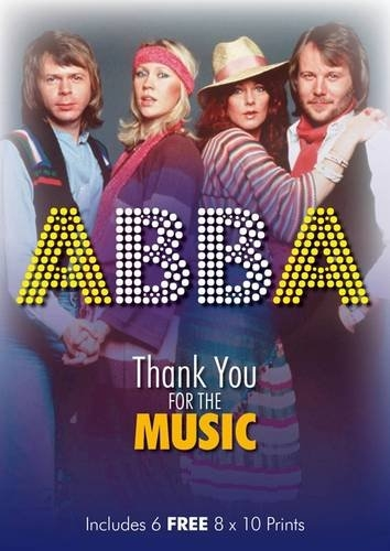 Abba Thank You for the Music [Illustrated] by Park Lane