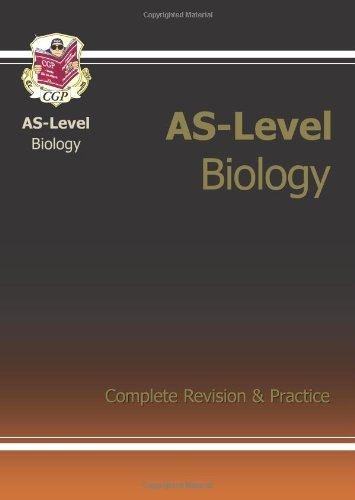 AS-Level Biology Complete Revision & Practice (As Revision Guides) by  CGP Books