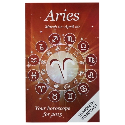 Your Horoscope 2015 Book 15 Month Forecast, Zodiac Sign, Future Reading, Tarot Aries by Igloo Books