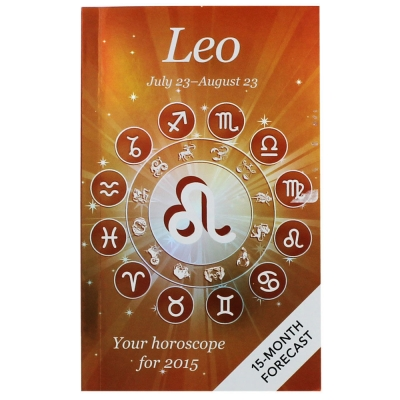 Your Horoscope 2015 Book 15 Month Forecast, Zodiac Sign, Future Reading, Tarot Leo by Igloo Books