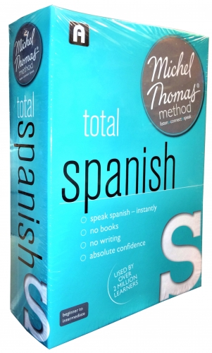 Total Spanish with the Michel Thomas Method by Michel Thomas (CD-Audio) by