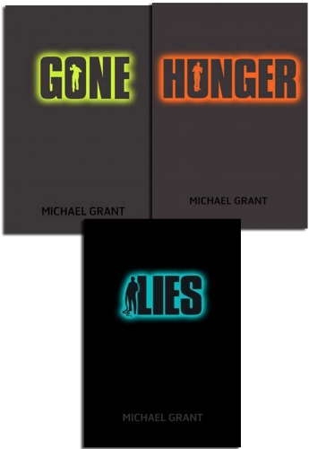 Gone series Collection Michael Grant 3 Books Set Pack by Michael Grant