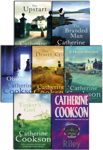 Catherine Cookson Collection 7 Books Set by Catherine Cookson