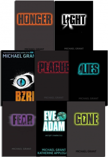 Gone series Michael Grant Collection 8 Books Set by Michael Grant
