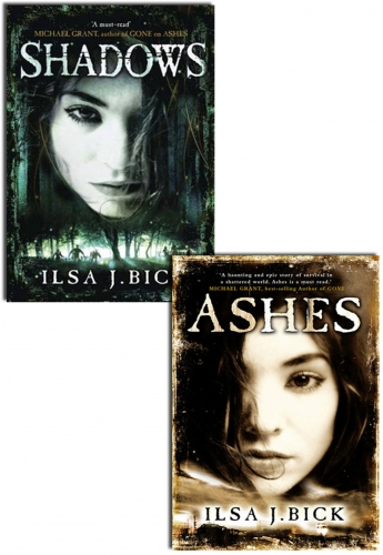 The Ashes Trilogy Collection 2 Books Collection Set by Ilsa J Bick