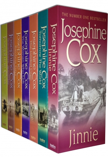 Josephine Cox Series 7 Books Pack Collection Set by Josephine Cox
