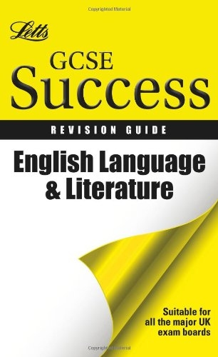 Letts GCSE Success Revision Guide English and Literature book Best Seller by Emma Owen