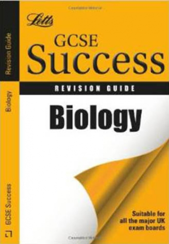 Letts GCSE Success Revision Guide Biology Book by Ian Honeysett