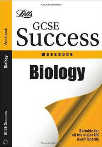 Letts GCSE Success Workbook Biology Book by