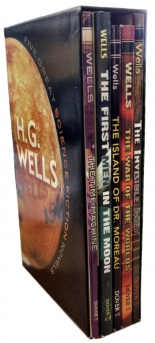a biography of h g wells a pioneer of the modern science fiction novel Author hg wells (1866–1946) has left an indelible mark on popular culture through science fiction novels such as the time machine and the war of the determined to make it on her own, ann veronica encounters the obstacles that faced women who wished to pursue an independent life during the.
