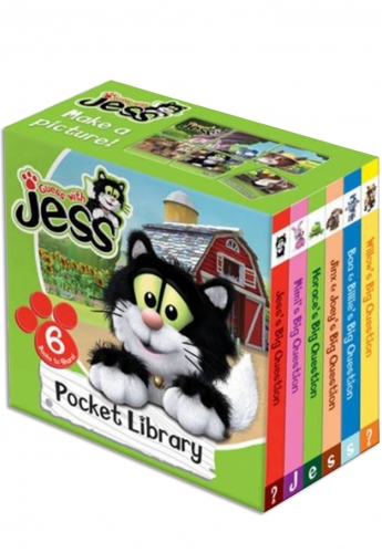 Guess with Jess Pocket Library by Various