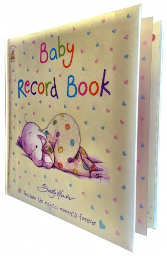 Snazal  Humphrey My Baby A First Year Diary Record Book Capture Gift Photo Album Memory