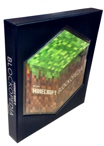 Minecraft Blockopedia Illustrated Book by Egmont Publishing UK