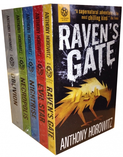 The Power of Five Anthony Horowitz 5 Books Collection Set Pack Brand NEW Cover by Anthony Horowitz