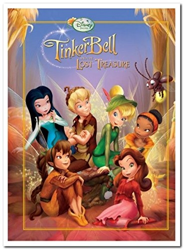 Disney Tinkerbell And The Lost Treasure Classic (Disney Classics) by Disney