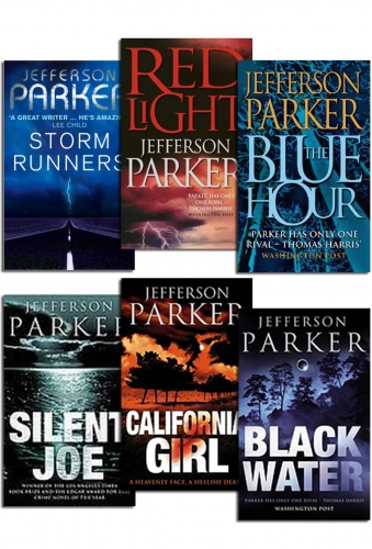 Jefferson Parker 6 Books Collection Pack Set by Jefferson Parker