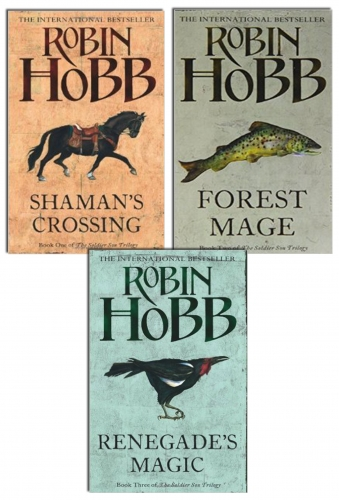 Robin Hobb Soldier Son Trilogy Collection 3 Books Set by Robin Hobb