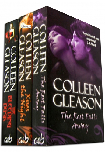 Gardella Vampire Chronicles 3 Books Set Colleen Gleason by Colleen Gleason