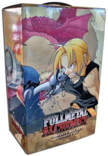 Fullmetal Alchemist Children Collection 27 Books Box Set Pack by Hiromu Arakawa by Hiromu Arakawa