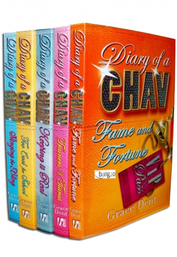 Diary of CHAV Collection 5 Books Set Pack By Grace Dent by Grace Dent