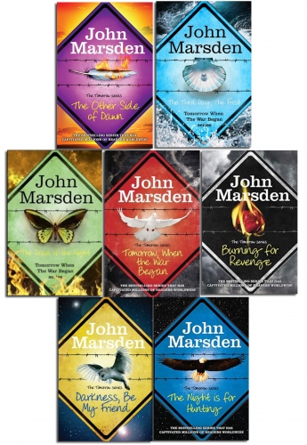 The Tomorrow Series Collection 7 Books Set John Marsden The Other Side of Dawn by John Marsden