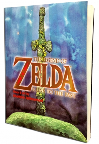 Legend of Zelda A Link to the Past Ishinomori and Shotaro The Legend of Zelda by Ishinomori & Shotaro
