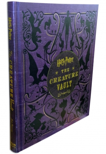 Harry Potter Book Set - The Creature Vault by Jody Revenson