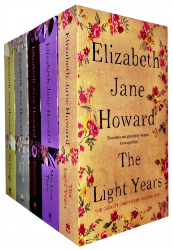 Cazalet Chronicle Collection Elizabeth Jane Howard 5 Books Set () by Elizabeth Jane Howard