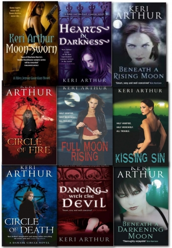 Keri Arthur Collection 10 Books Set by Keri Arthur