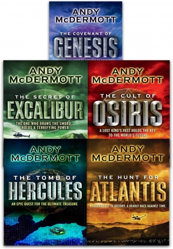 The Official Website Of New York Times Bestselling Author Andy McDermott