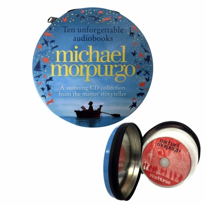 Michael Morpurgo 28 CD's Audio Collection Set by