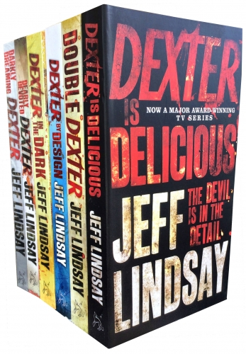 Dexter by Jeff Lindsay Books 1 - 6 in Series Collection Set by Jeff Lindsay