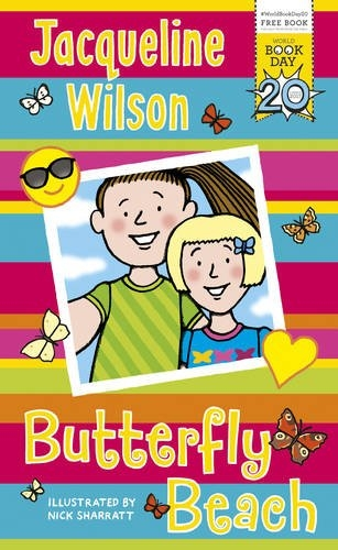 Butterfly Beach - World Book Day 2017 by Jacqueline Wilson