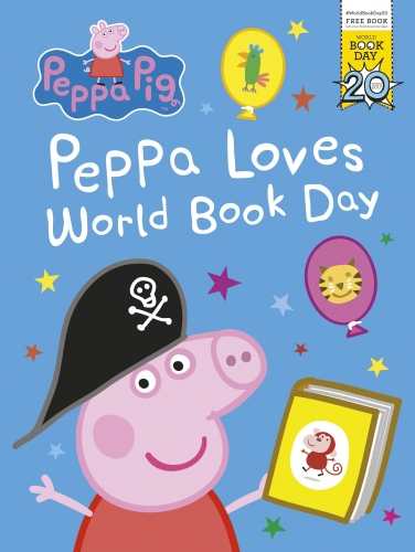 Peppa Pig: Peppa Loves World Book Day 2017 by Peppa Pig