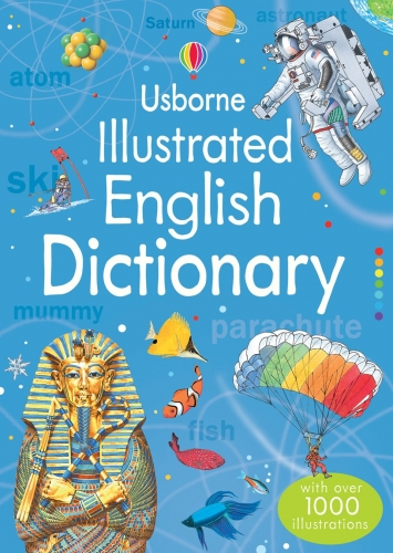 Usborne Illustrated English Dictionary 9781409535256 - 9781409535256, 978-1407166988