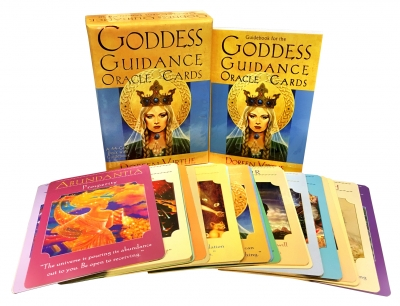 Goddess Guidance Oracle Cards - 9781401903015, 978-1401903015
