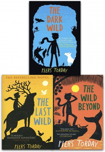 The Last Wild Trilogy By Piers Torday - 9789444468393, 978-9444468393